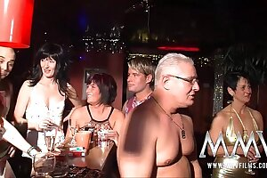 MMV Films wild German grown-up swingers party