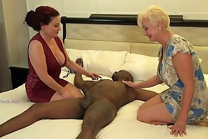 The Girls Neighborly  Interracial Reprisal