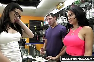 RealityKings - Money Talks - (Dylan Daniels, Kymberlee Anne) - Gulley Hammer away Pussy