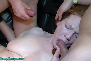 my mama first time brutal group banged