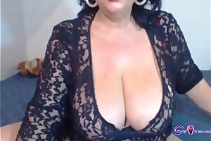 Sexy Hot Granny Showing Say no to Body More than Cam - gspotcam.com