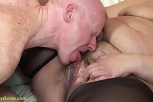 extreme hairy 78 time eon old bbw mom rough fucked
