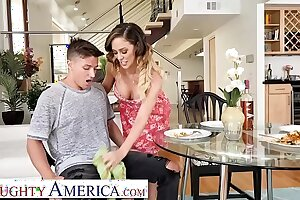 Naughty America - Cherie DeVille wants some young bushwa