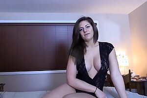 Blackmailing My Stripper Affectation Mom Series - Mom Creampie