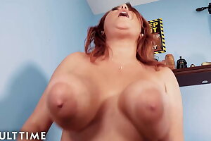 JOI Mom - StepMom Helps You With Your Flounder Before Church