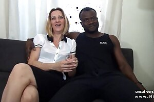 Casting couch french mature mom hard DP by white and moonless dicks